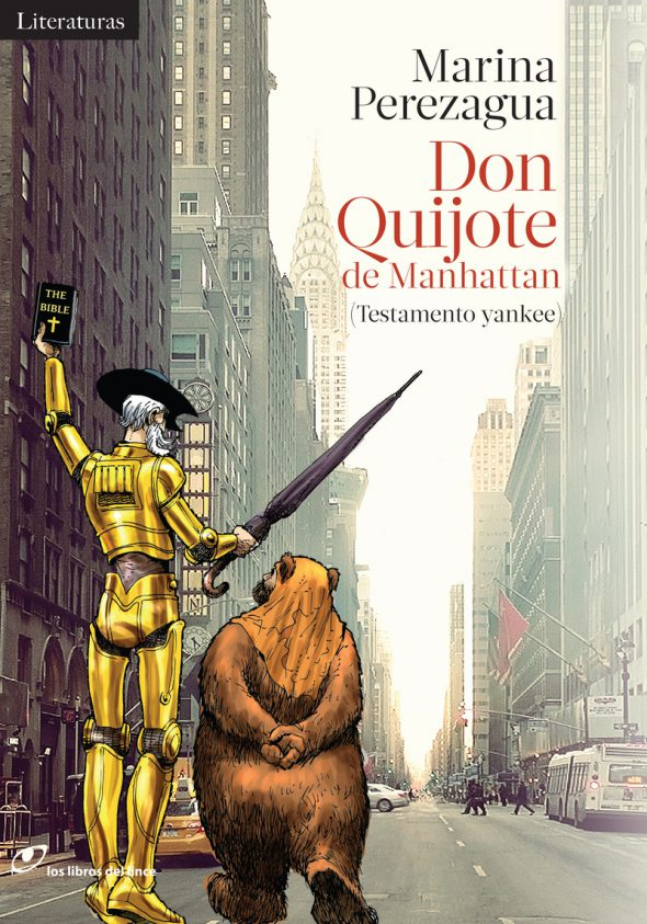 Don Quijote de Manhattan