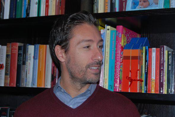 Juanjo Moral.