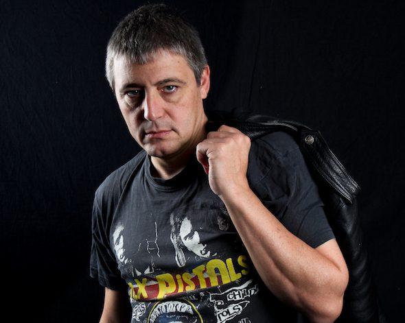 El director de la Escuela de Escritores, Javier Sagarna. Foto: Isabel Wagemann.