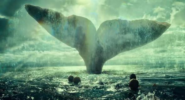 Fotograma de 'En el corazón del mar'.