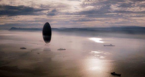 Un fotograma de 'La llegada'.