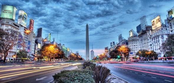 El obelisco de Buenos Aires. Foto: Jesús Alexander Reyes Sánchez / Flickr Creative Commons.