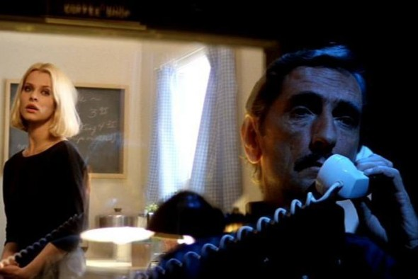 Travis y Jane en 'Paris-Texas'