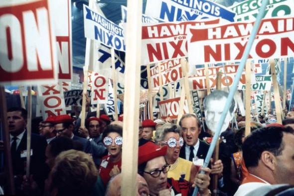 Convención republicana en Miami, 1968