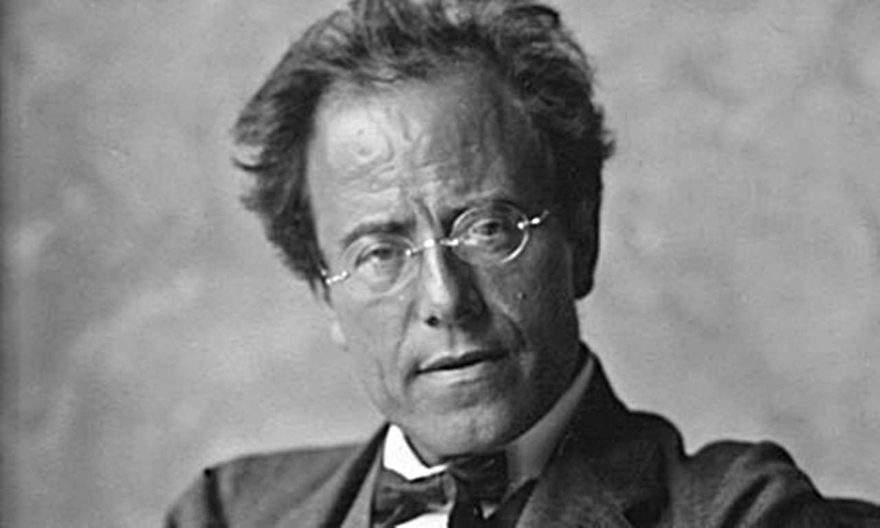 El compositor Gustav Mahler