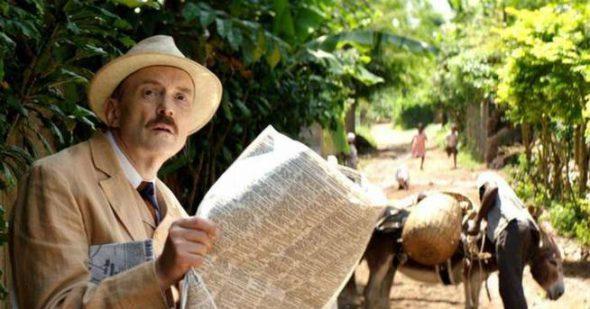 Josef Hader protagoniza 'Stefan Zweig: Adiós a Europa'