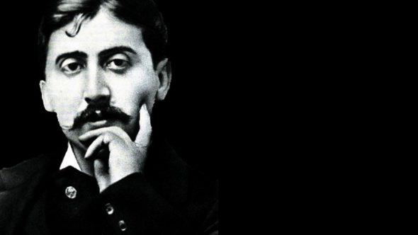 El escritor francés Marcel Proust