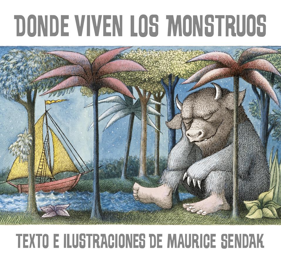 Maurice sendak el lado salvaje del libro infantil - Donde viven los acaros ...