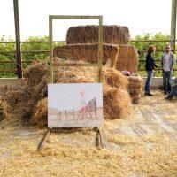 """Exposición """"Canícula"""" de Cheo Díaz en el Fotofestival AliBaba de Murcia. Foto: Roberto Villalón."""