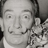 Artists-and-their-Cats_SalvadorDali-473x600