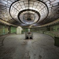 La sala del reactor que sufrió el accidente en Chernóbil. Foto: Andreas S. / Flickr Creative Commons.