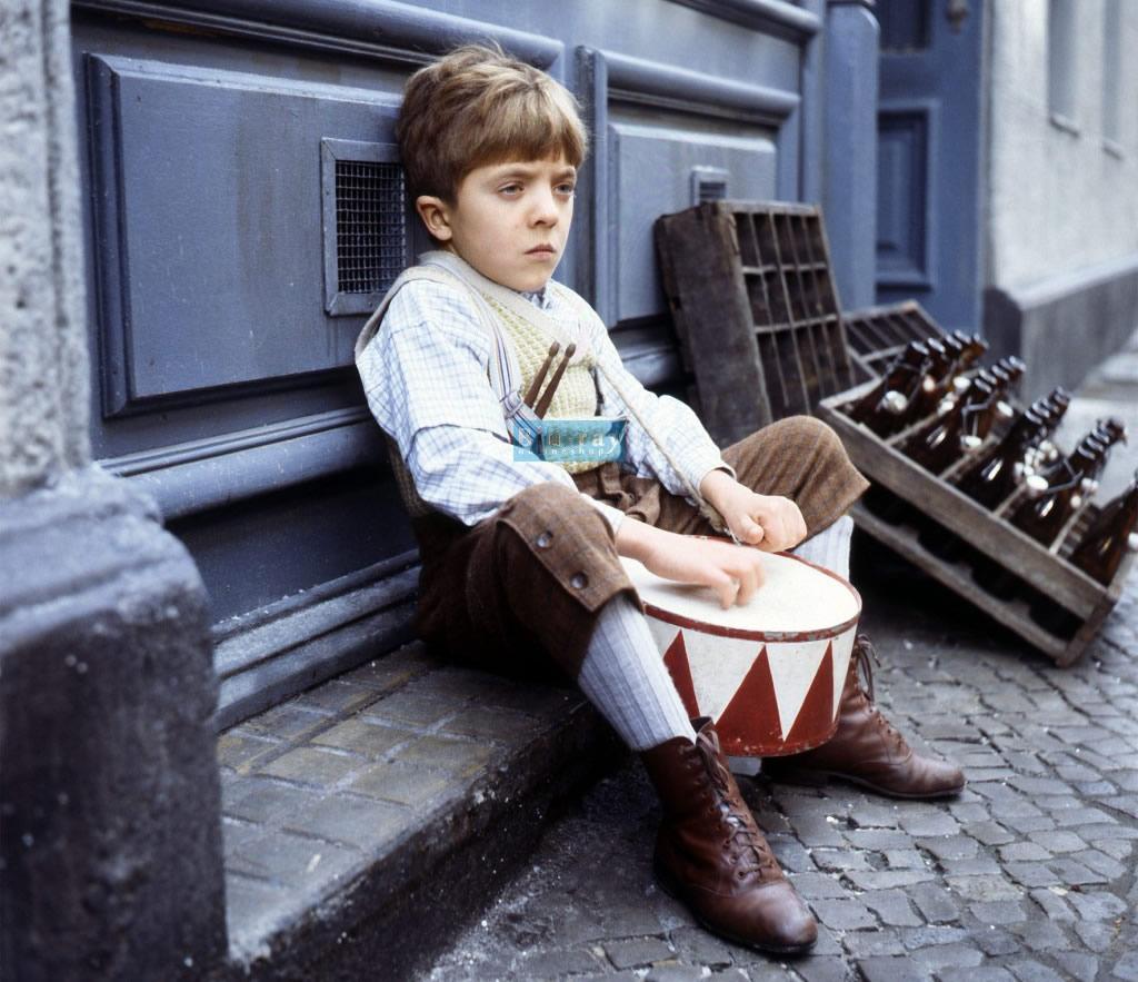 El tambor de hojalata.