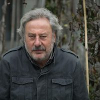 El escritor Julio Llamazares. Foto: Cecilia Orueta.