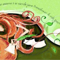 Ilustración: María Cruz.