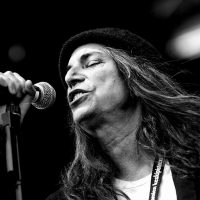 Patti Smith. Foto: Beni Köhler