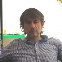 El escritor Juan Tallón.
