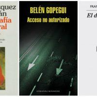 Tres libros para un cambio.