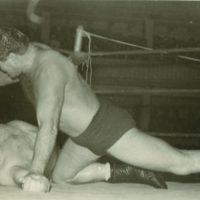 Campeonato del mundo de lucha. Peso Pesado, 1952.