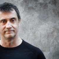 El dramaturgo Luis Sampedro.