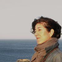 La escritora Ana Esteban.