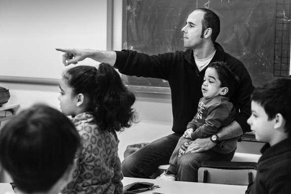 Fotografía de César Pastor, primer finalista del Premio Luis Valtueña
