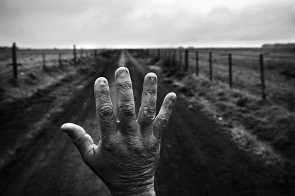 Foto: Pablo Piovano, segundo finalista del Premio Luis Valtueña de fotografía.