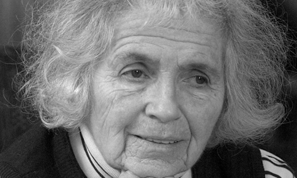 Grace Paley. Foto: Creative Commons.