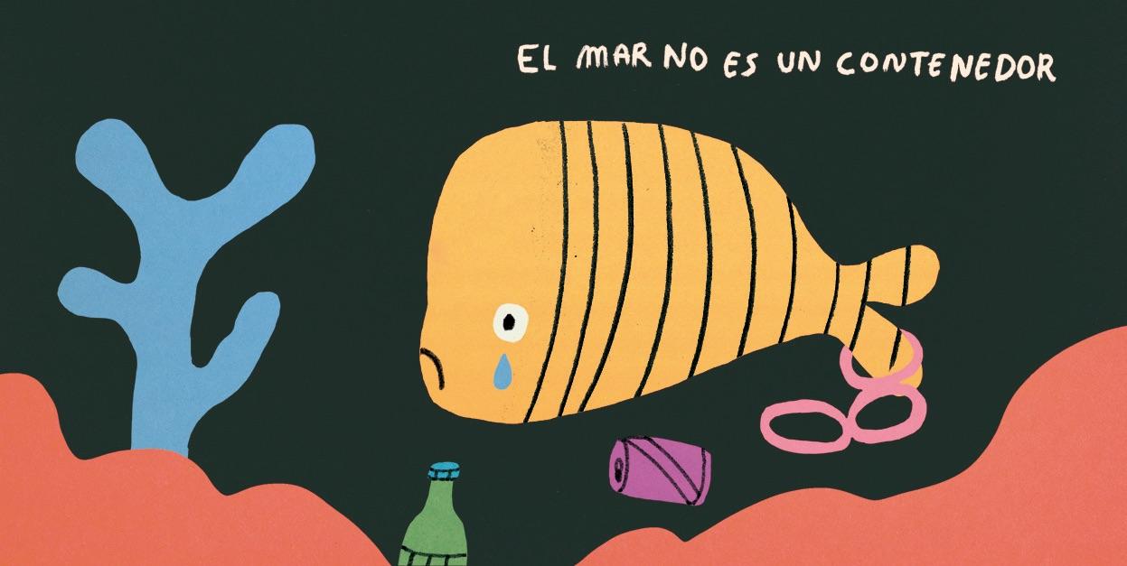 Ilustración: María Ramos.