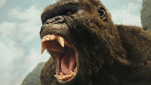 Un fotograma de Kong.