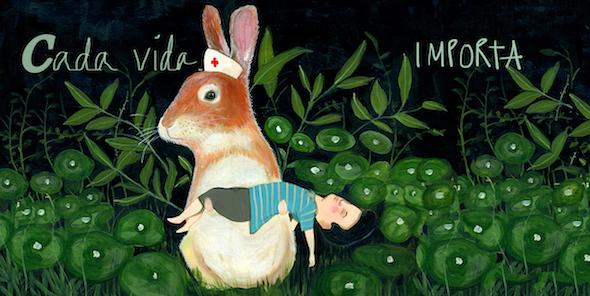 Ilustración de Irene Mala.