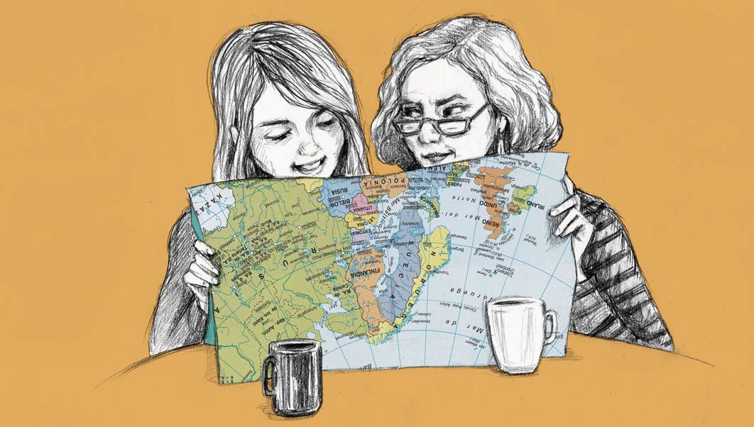 Ilustración: Concha Pasamar.