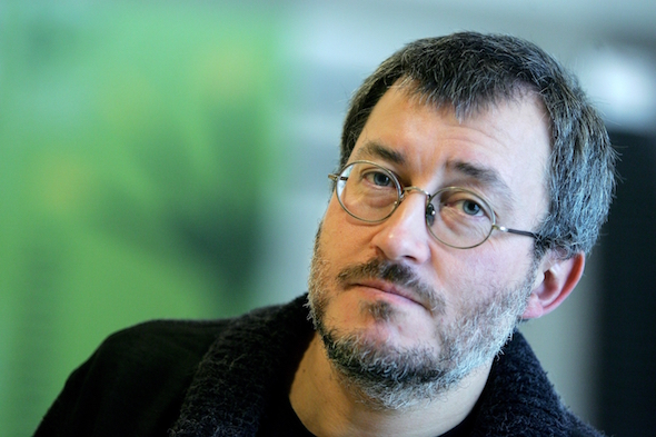 El filósofo y poeta Jorge Riechmann.