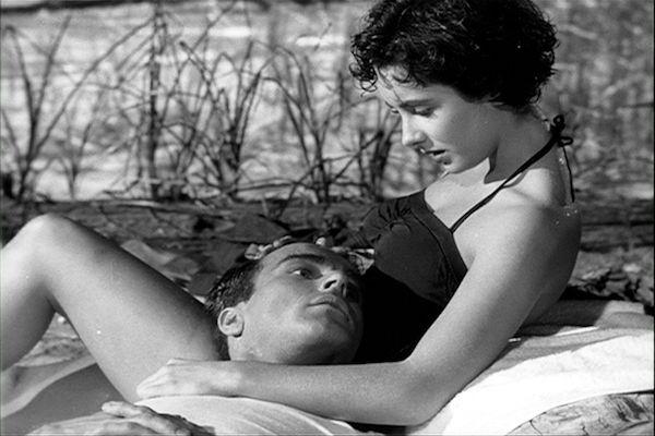 Imagen de En Un lugar en el sol © 1951 Paramount Pictures. Distribuida por Paramount