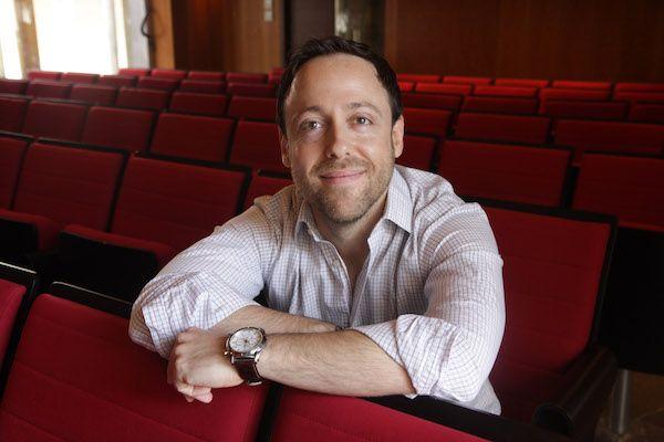 El escritor Juan Laborda.