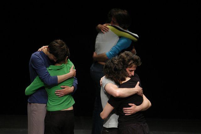 The show must go on de Jèrôme Bel. Foto de Riccardo Musacchio & Flavio Ianniello.