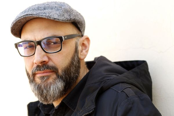 Miguel Ángel Hernández, profesor y escritor. Foto: E. Martínez Bueso.