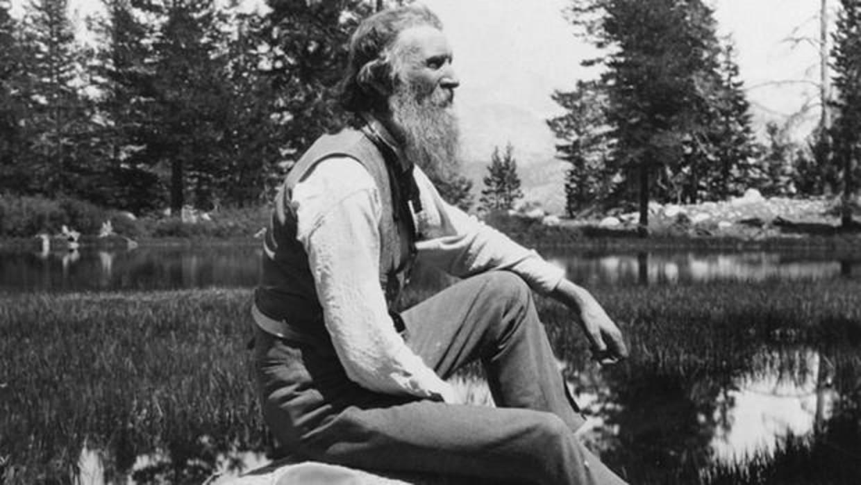 John Muir, autor del libro 'Escritos sobre naturaleza'.
