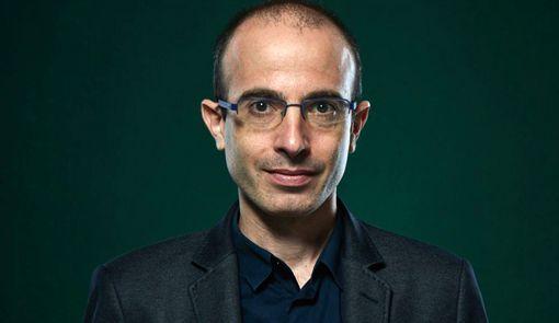 El pensador israelí Yuval Noah Harari.