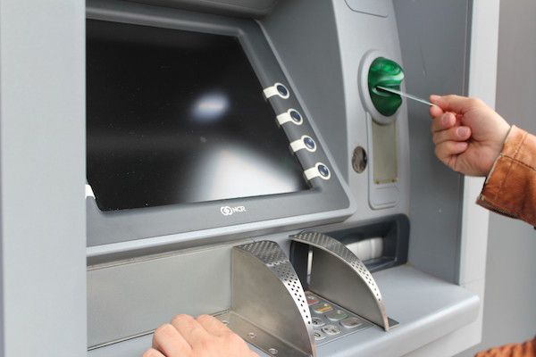 Un cajero automático. Foto: Creative Commons.