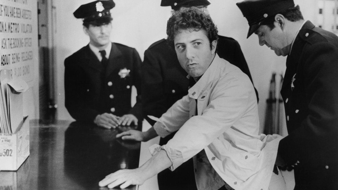 Un fotograma de la película 'Lenny'.