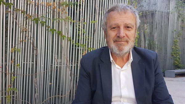 El ecólogo Salvador Rueda.