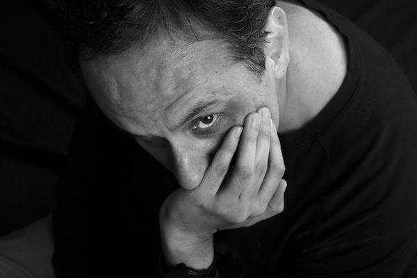 Alberto Chimal. Foto: Isabel Wagemann.