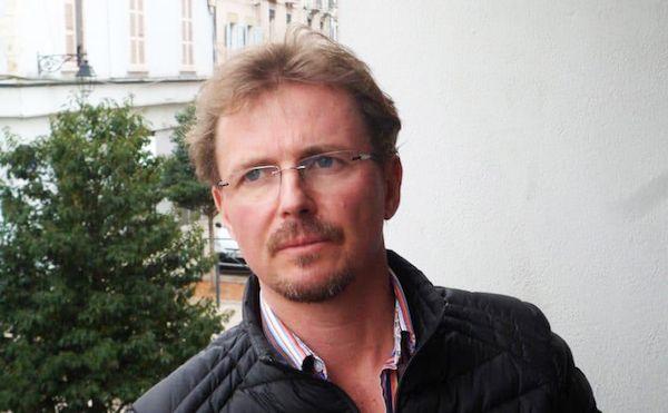 El sociólogo francés Rodolphe Christin