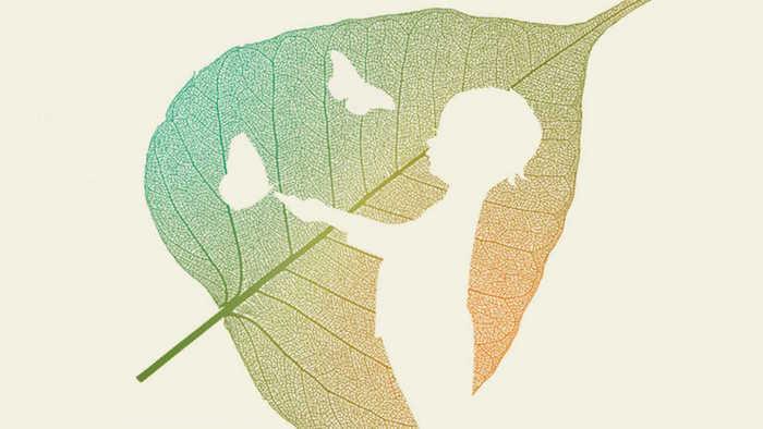 Ilustración de la portada del libro 'Los últimos niños en el bosque'.