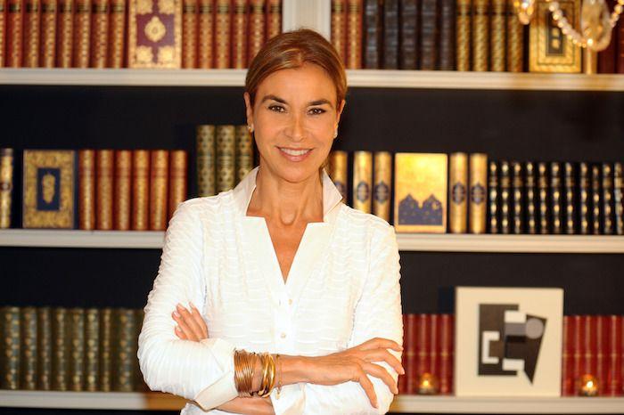 La escritora Carmen Posadas. Foto: Carolina Roca.
