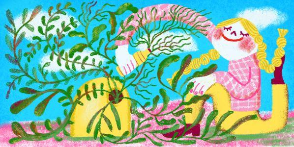 Ilustración de Nathasha Rosenberg.