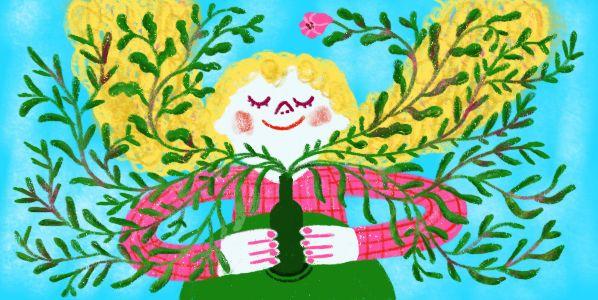 Ilustración de Natascha Rosenberg.