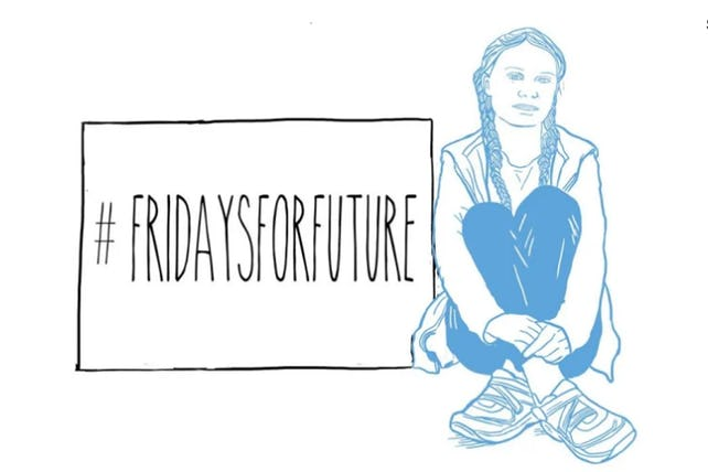 Los jóvenes están llamados a una huelga global por el Lena Ignestam