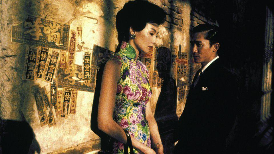 Un fotograma de la película 'Deseando amar'