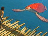 La tortuga roja Dudok de Wit